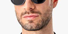 Okulary Przeciwsłoneczne Polaroid PLD 2095 807 M9 Czarne Klasyczne Męskie