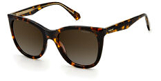 Okulary Przeciwsłoneczne Polaroid PLD 4096 086 Klasyczne Brązowe Damskie