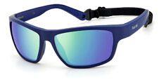 Okulary Przeciwsłoneczne Polaroid PLD 7037 PJP Sportowe Niebieskie Matowe