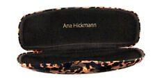 Okulary Korekcyjne Ana Hickmann HI 1135 05B Złote Okrągłe Damskie